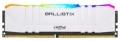 Модуль памяти DDR4 8Gb 3200MHz Crucial Ballistix White RGB (BL8G32C16U4WL) RTL