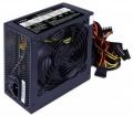 Блок питания 500W Hiper HPT-500 ATX 2.31, Passive PFC, 120mm fan, power cord, черный