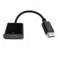 Переходник DisplayPort-HDMI 20M/19F Cablexpert [A-DPM-HDMIF-002]