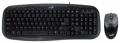 Комплект клавиатура + мышь Genius KM-200 black USB