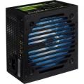 Блок питания 500W AeroCool VX RGB Plus 500, ATX v2.3 fan 12cm, RGB-подсветка вентилятора