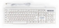 Клавиатура Gembird KB-8354U бежевый USB 104кл.