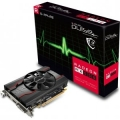 Видеокарта Sapphire 2Gb AMD RX 550 PULSE 64bit DDR5 1206MHz/6000MHz DVI HDMI DP (11268-21-20G) RTL