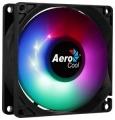 Вентилятор для корпуса Aerocool Frost 8 80x80 3-pin 4-pin(Molex)28dB 90gr LED Ret