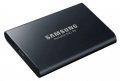 Накопитель SSD 1TB USB3.1 Samsung T5 MU-PA1T0B/WW