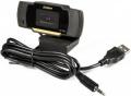 Веб-камера ExeGate GoldenEye C270 HD 1 Мп, 1280х720, 720P, USB, микрофон с шумоподавлением, EX286181RUS