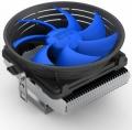 Вентилятор PCcooler Q100 V2 S775/115X/AM2/AM3/AM4/FM1/FM2 TDP 66W, вент-р 100мм, 2200RPM, 20dBa
