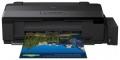 Принтер струйный A3+ Epson L1800 6-цветный струйный СНПЧ A3+, 15 стр/мин, 5760x1440 dpi, подача: 100 лист., USB, печать фотографий