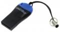 Картридер внешний Smartbuy 711 для Micro SD (SBR-711-B) Blue