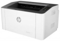 Принтер лазерный A4 HP Laser 107a (4ZB77A) (замена M104A)