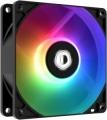 Вентилятор для корпуса ID-COOLING NO-9225-XT ARGB 92x92x25мм PWM, 4pin, ARGB, черный, 600-2200об/мин