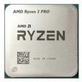 Процессор AM4 AMD Ryzen 3 PRO 2200GE Raven Ridge (X4 3.2-3.6GHz/6Mb/Vega/35W) OEM