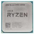 Процессор AM4 AMD Ryzen 5 PRO 2400GE Raven Ridge (X4 3.2-3.8GHz/6Mb/Vega 11/35W) OEM
