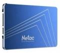 Накопитель SSD 512Gb Netac N600S TLC SATA3 540/490 (NT01N600S-512G-S3X) RTL