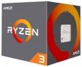 Процессор AM4 AMD Ryzen 3 1200 Summit Ridge (X4 3.1-3.4GHz/8Mb/65W) BOX (with Wraith Stealth cooler)