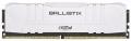 Модуль памяти DDR4 8Gb 2666MHz Crucial Ballistix White (BL8G26C16U4W) RTL
