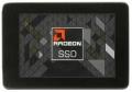 Накопитель SSD 256Gb AMD Radeon R5 SATA3 540/450 TLC (R5SL256G) RTL