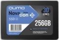 Накопитель SSD 256Gb Qumo Novation TLC 3D 520/500 SATA3 (Q3DT-256GSCY) OEM